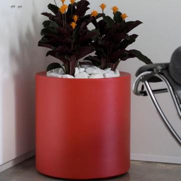 Maceta cilindro Aigua Medium