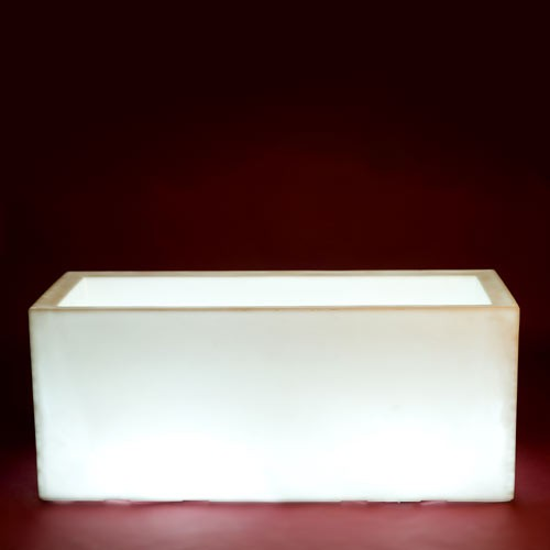 Jardinera luz large macetas luminosas - Macetas luminosas ...