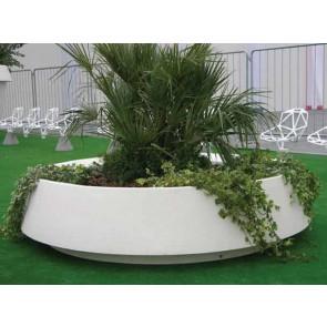 Macetas jardineras macetas jardineras jardinera litros x for Palets reciclados iluminados