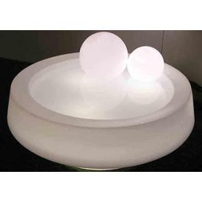 Maceta Gio Piatto medium light