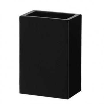 Maceta base small negra